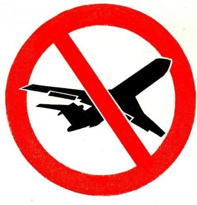 полеты запрещены