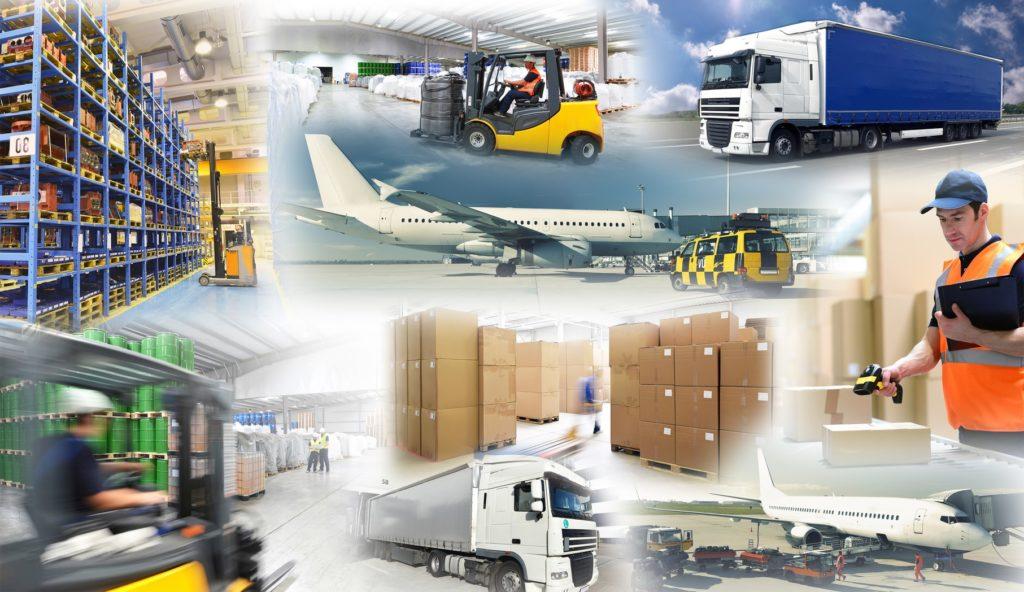 складские услуги, перевозки